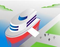 В Туркменбаши появился новый морвокзал