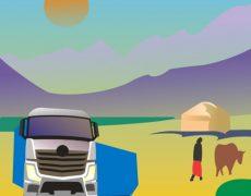 Доставка грузов в Монголию