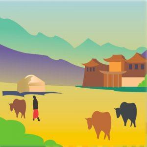 Лучшие грузоперевозки в Монголию
