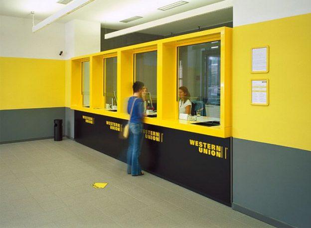 Прекращают свою работу отделения Western Union