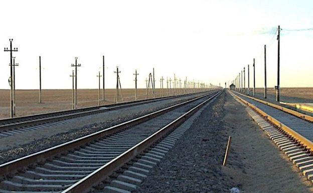 Туркменистан открывает новую ветку железнодорожных путей через Афганистан
